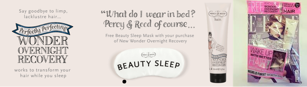 Percy & Reed Perfectly Perfecting Wonder Overnight Recovery – Review
