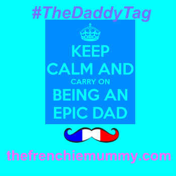 "The Daddy Tag - ""Daddy Pig"" makes his blog debut."